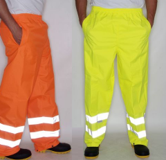 Personalised Safety Hi-Visiblity Trousers (RS22)